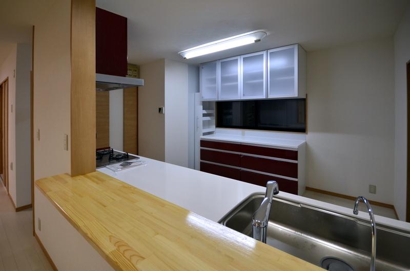 キッチン・After